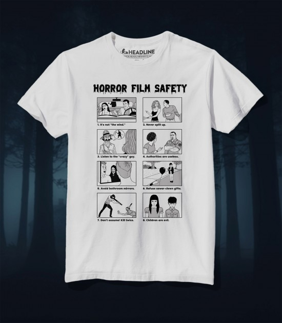 Horror Film Safety Guide