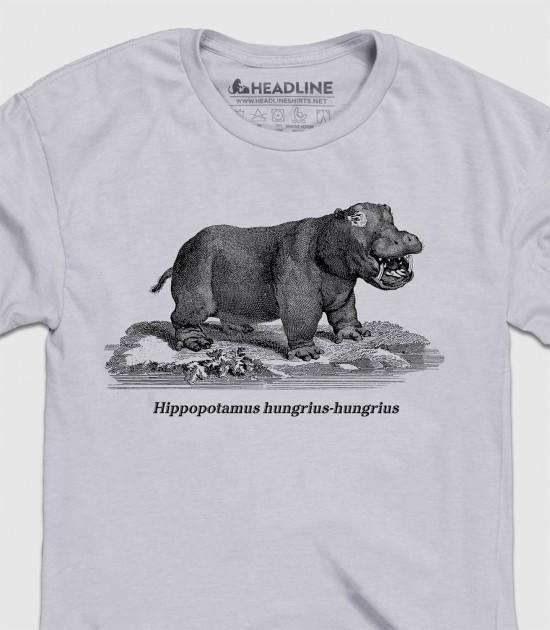 Hippopotamus hungrius-hungrius