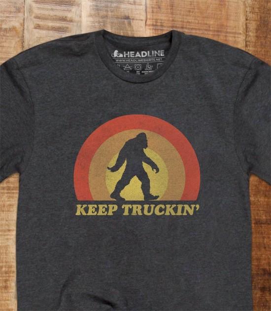 Keep Truckin'