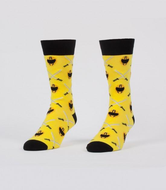 Kill Bill Men's Socks