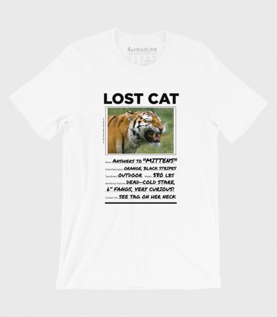 Lost Cat (Special Order)