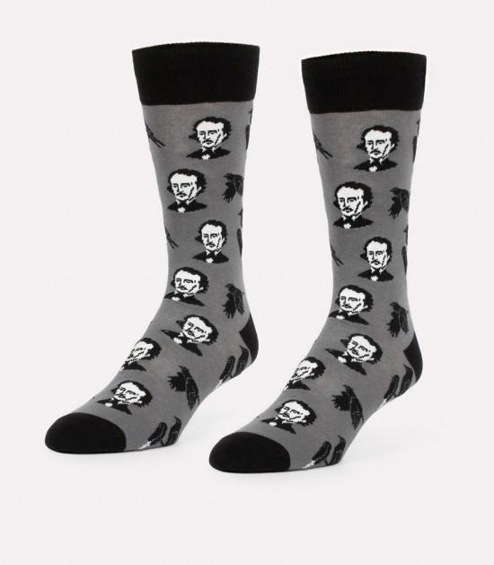 Nevermore Men's Socks