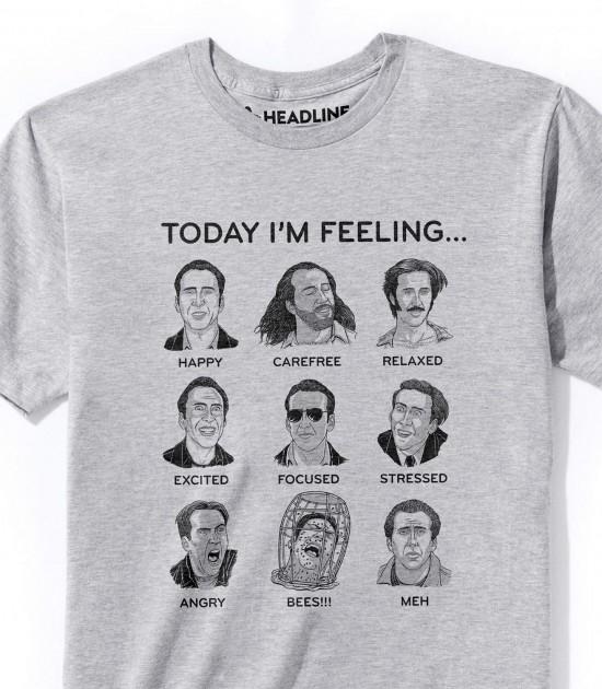 Nicolas Cage Mood Board