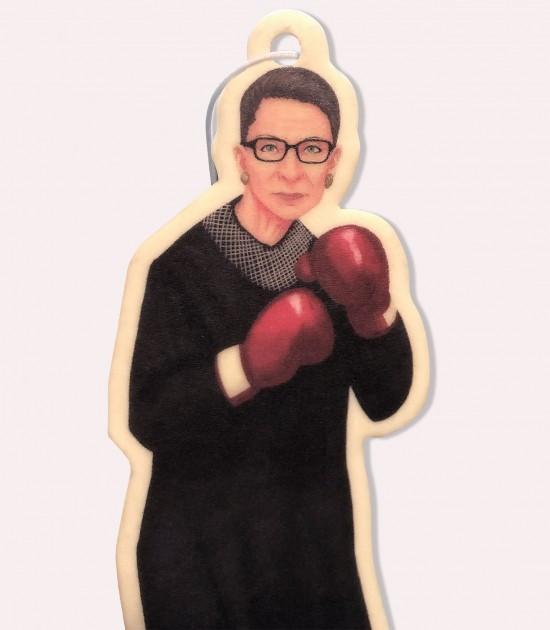 Boxing RBG Air Freshener