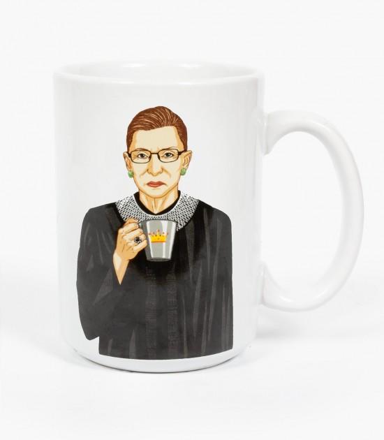 RBG Diva Mug
