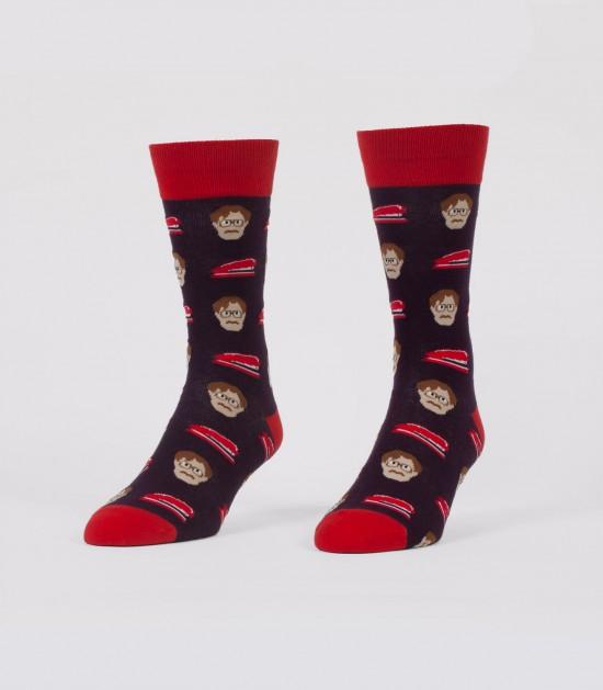 My Stapler Men's Socks