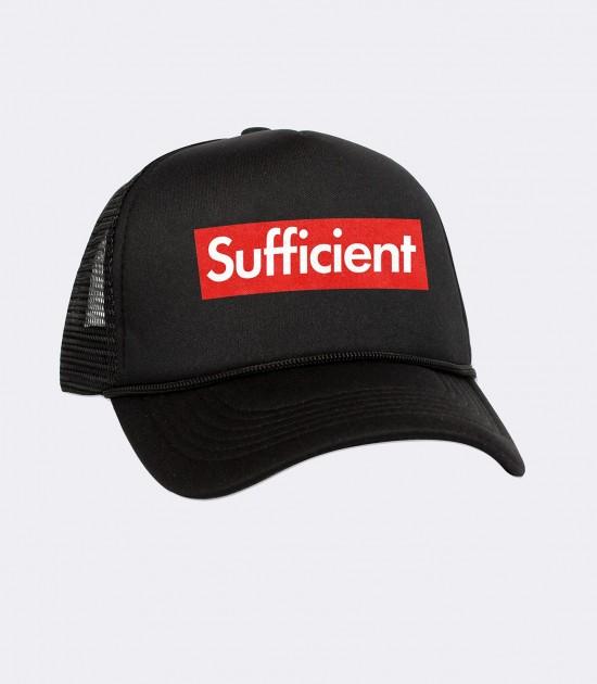 Sufficient Trucker Cap