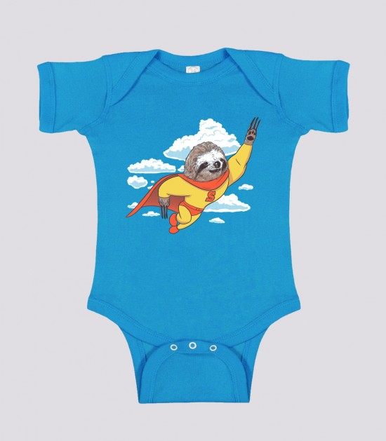 Super Sloth Onesie