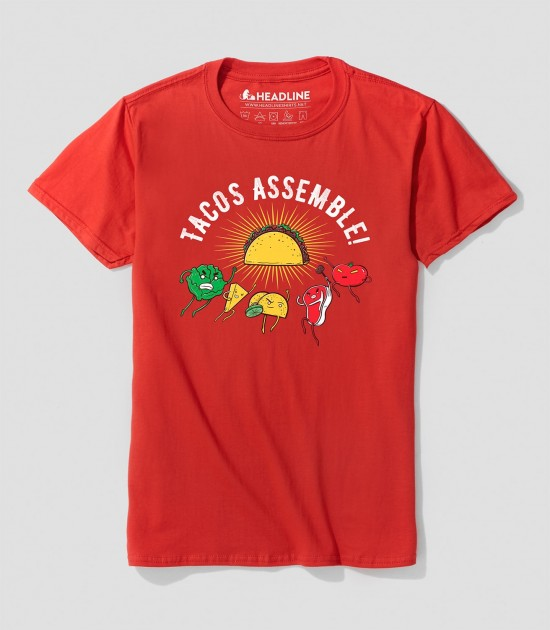 Tacos Assemble!
