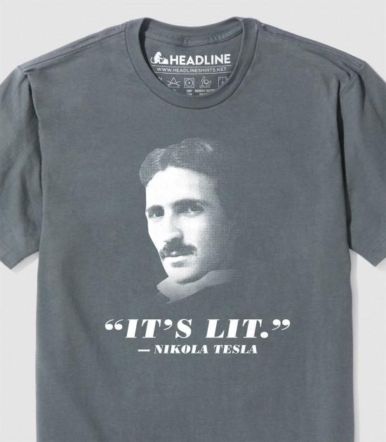 Tesla: It's Lit