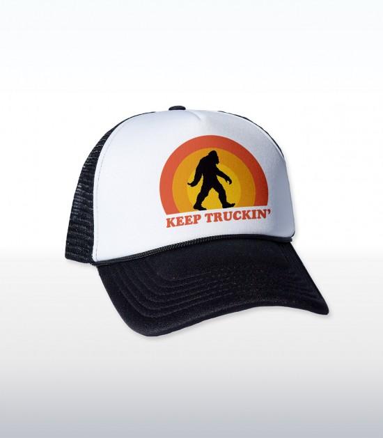 Keep Truckin' Trucker Cap