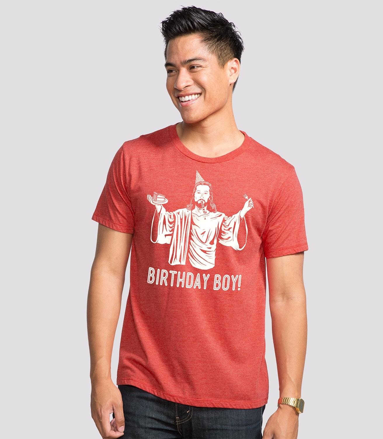 5467c9ccf Birthday Boy Men's T-Shirt | Headline Shirts