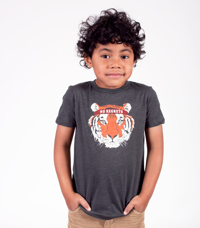 11a5df85 No Regrets Kid's T-Shirt | Headline Shirts