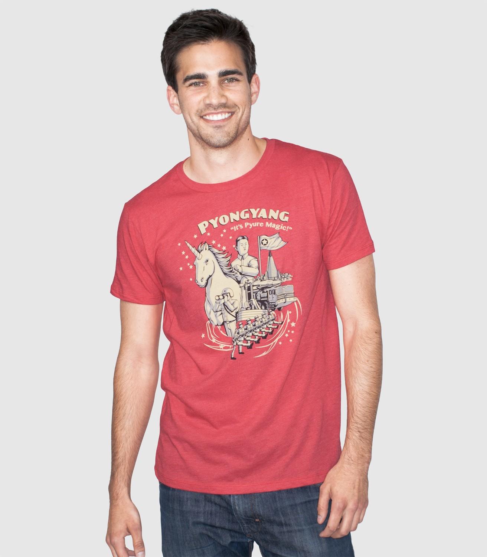 d26dda56 Pyure Magic T-Shirt   Headline Shirts
