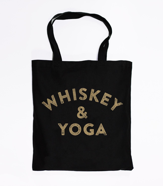 Whiskey   Yoga Tote Bag  f14ce161f5d8e