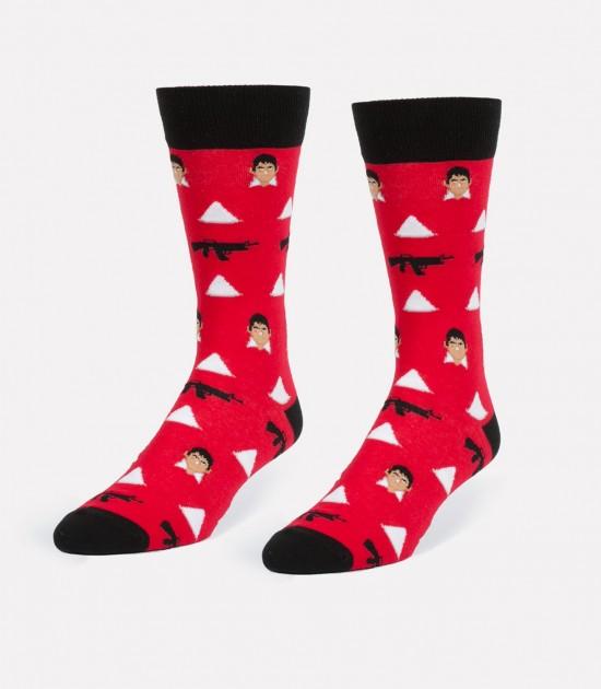My Lil' Friend Men's Socks