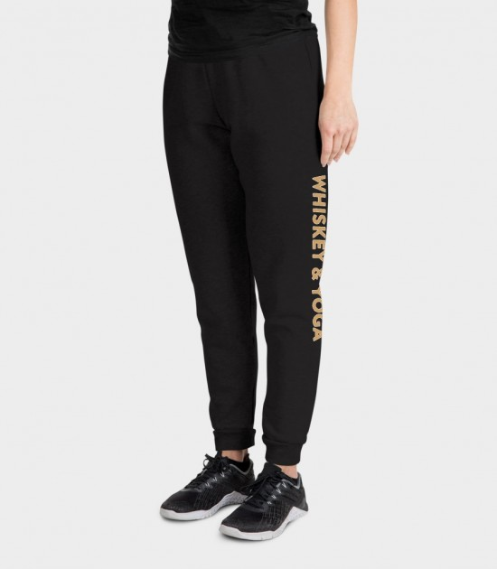 Whiskey & Yoga Sweatpants (Special Order)