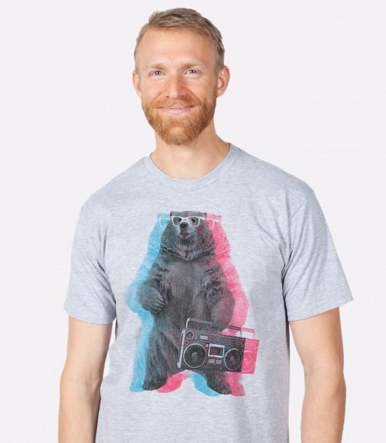 Boombox Bear