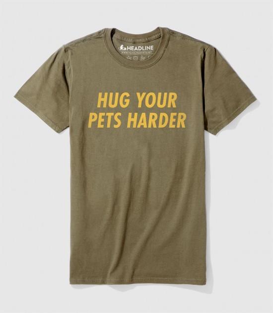 Hug Your Pets Harder