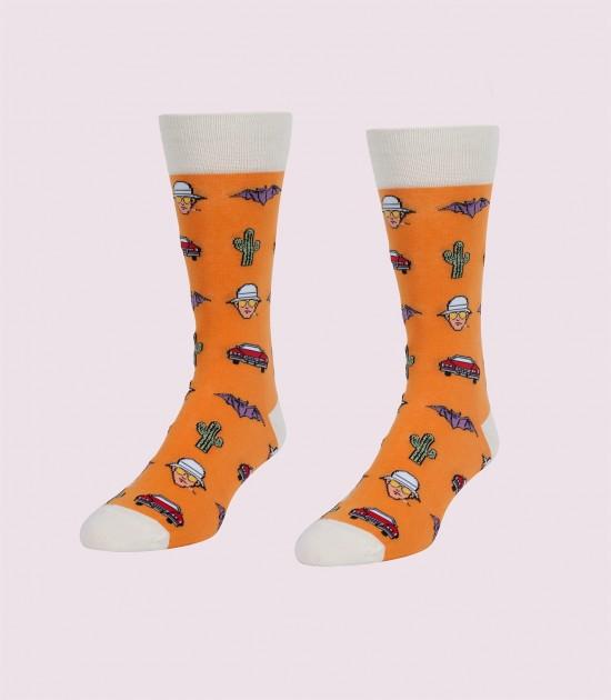 Loathing Las Vegas Men's Socks