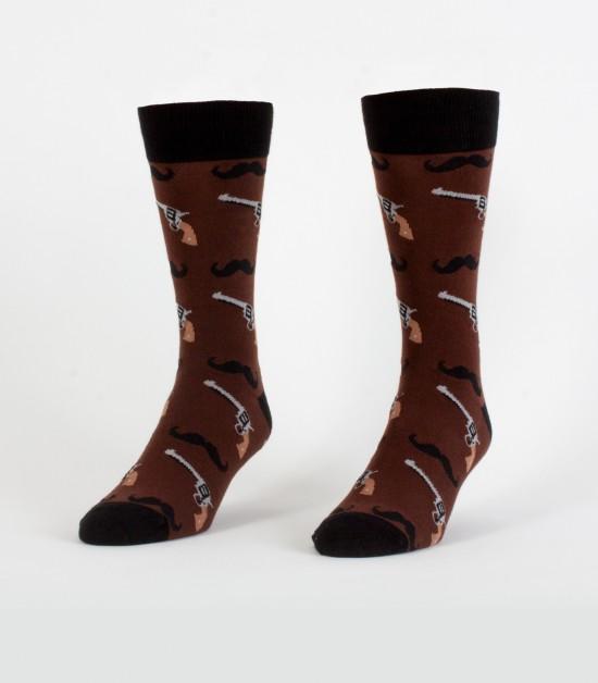 Tombstone Men's Socks
