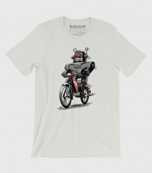 Robot Moped