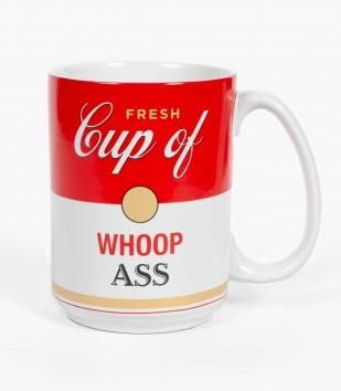 Cup of Whoopass Mug