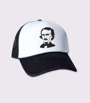 Edgar Allan Poe Trucker Cap