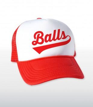 Balls Trucker Cap