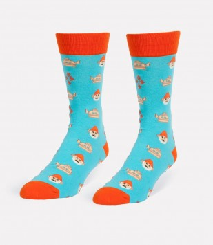 Marine Lifestyle Men's Socks