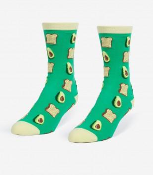 Avocados & Toast Women's Socks