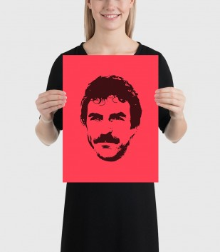 Che Selleck Poster