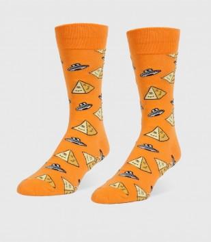 Aliens & Pyramids Men's Socks