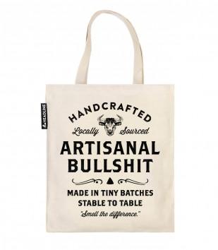 Artisanal Bullshit Tote Bag