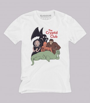 The Cryptid Club (Special Order)
