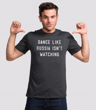 Dance Like Russia Isn't Watching