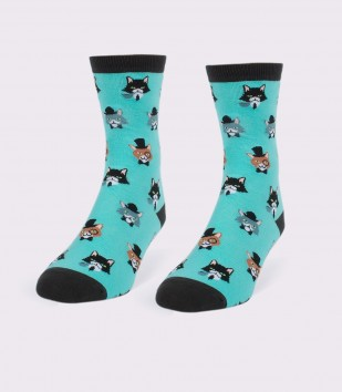 Fancy Cats Women's Socks