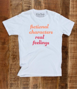 EPIC READS x HEADLINE - FICTIONAL CHARACTERS, REAL FEELINGS