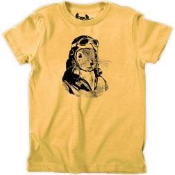 Flying Squirrel Kid's T-Shirt