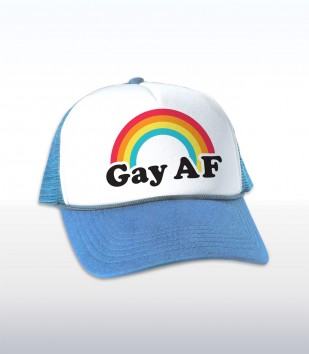 Gay AF Cap