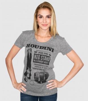 Houdini Keg Stand