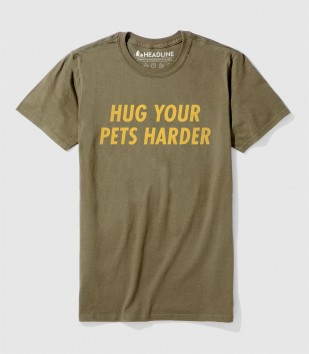 Hug Your Pets Harder