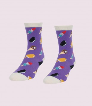 Ice Cream Truck Women's Socks