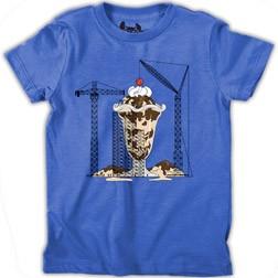 Workin' on a Sundae Kid's T-Shirt