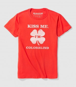Kiss Me, I'm Colorblind