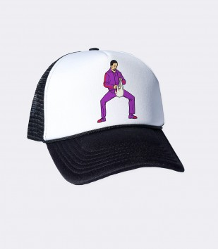 Nobody F--ks With the Jesus Trucker Cap
