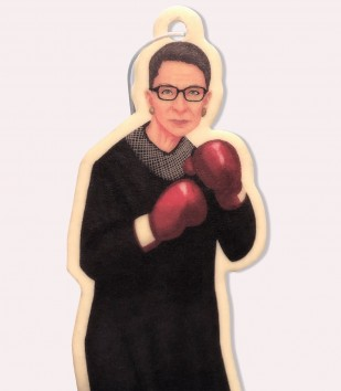 Boxing RBG Air Freshener