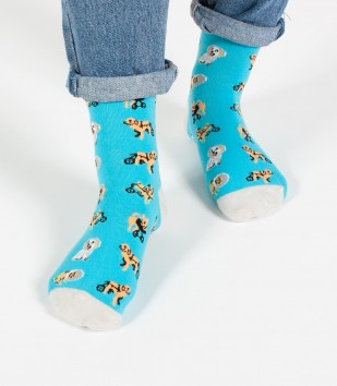 Sad Dogs Women's Socks
