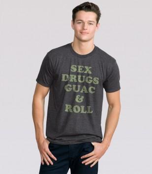 Sex, Drugs, Guac & Roll