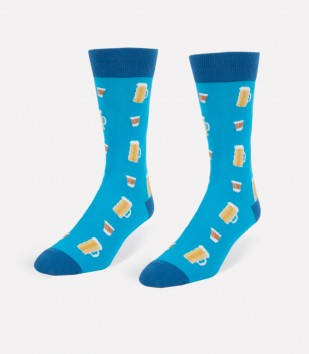 Breakfast of Champions Men's Socks